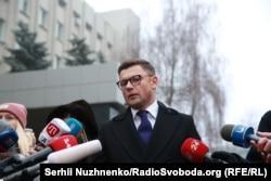 Адвокат Саакашвілі Руслан Чорнолуцький
