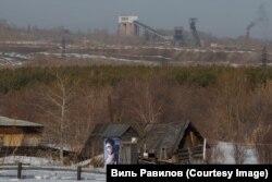 Прокопьевск, закрывшаяся шахта