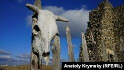«Неаполь Скифский»: на руинах главной скифской крепости Крыма (фотогалерея)