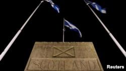 Флаги Шотландии