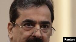 Пәкістан премьер-министрі Сайед Юсуф Реза Гилани.