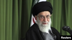 "Iranian Supreme Leader Ayatollah Ali Khamenei reportedly told clerics from Iran's Assembly of Experts that Obama's words are ""good talk"" and show ""an exit from illusion."""