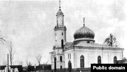 Беларуста татарлар төзеткән мәчет