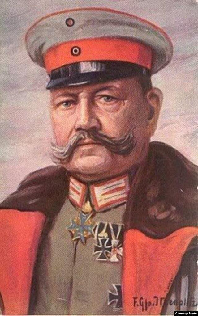 Паўль фон Гіндэнбург