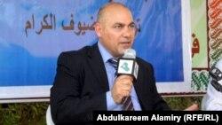 ناصر الحجاج مدير عام قناة البصرة الفضائية