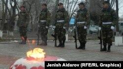 13-февралда Баткенде советтик аскерлердин Ооганстандан чыккан күнү белгиленген