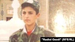 Абу Ахмад Точики он же Бахтиер Шеров (фото из семейного архива)