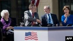 Familia președinților Bush