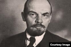 Vladimir Lenin, conducătorul Rusiei Sovietice (Foto: Biblioteca Centrală Universitară, Iași)