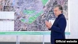 Ўзбекистон президенти Шавкат Мирзиёев, Тошкент, 2020 йил 5 августи.