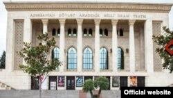 Akademik Milli Dram Teatrı.