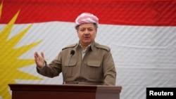 Kurdish regional President Masud Barzani vowed to press ahead with the referendum.