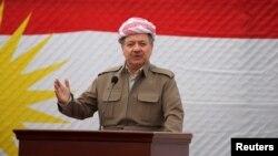 مسعود بارزانی، رئیس دولت اقلیم کردستان