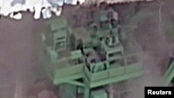 "Один из реакторов АЭС ""Фукусима- Дайичи"""