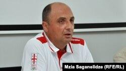 Gürcüstan Olimpiya Komitəsinin prezidenti Qiya Naçvlişvili