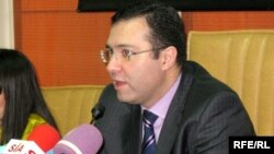 Dövlət Neft Fondunun icraçı direktoru Şahmar Mösümov