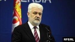 Mirko Cvetković, juli 2010, Foto: Vesna Anđić