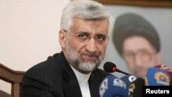 Иранскиот нуклеарен преговарач Саед Џалили