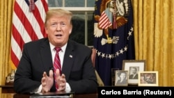 Presidendit i SHBA-së, Donald Trump