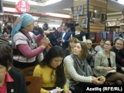 Суфия Бикчәнтәева Оренбурда казы ничек пешерелгәнен сөйли