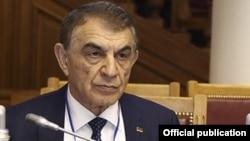 Председатель Национального собрания Ара Баблоян (архив)