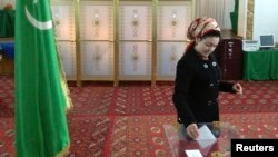 Türkmenistan.