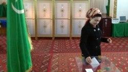 Türkmenistanda prezidentlige kandidatlary hasaba almak bes edildi