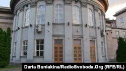 Відновлена будівля Черкаської ОДА