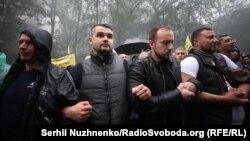 Акція протесту «євробляхерів», Київ, 11 липня 2018 року