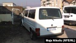 Kombi za djecu iz Potočana, foto: Maja Nikolić