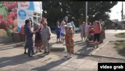 Көлмө конушундагылардын митинги. 26-июль, 2019-жыл.