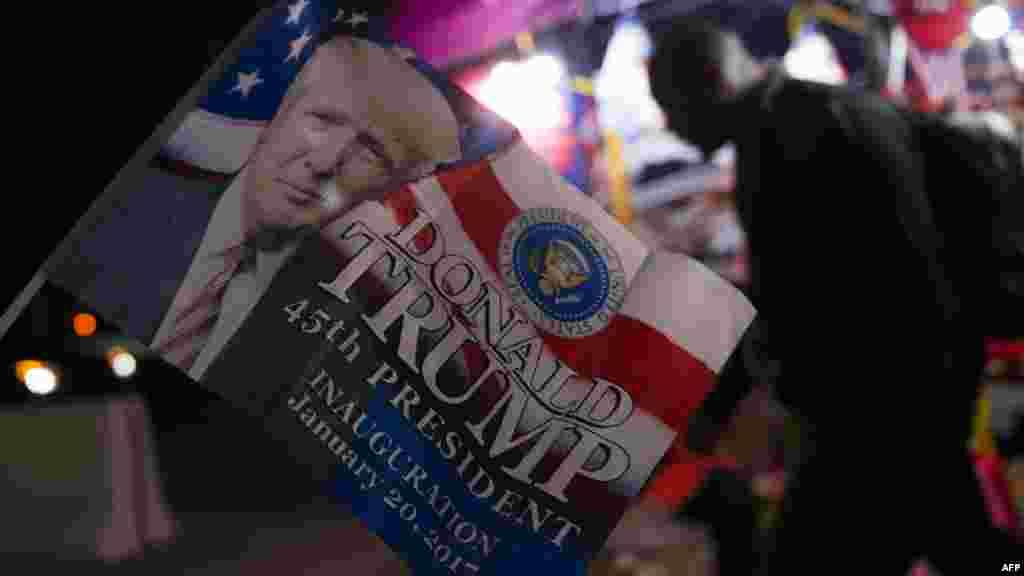 В Вашингтоне (США) состоится инаугурация Дональда Трампа, 20 января 2017 года