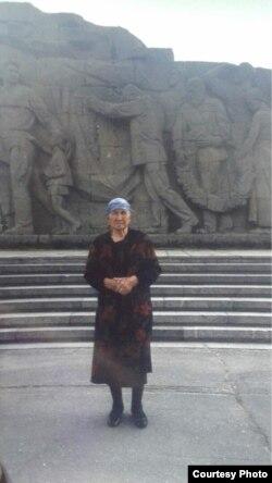 Мемориальный комплекс «Героям Сталинградской битвы» на Мамаевом кургане. Здесь же была создана Большая братская могила.