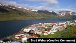 Jedno od mjesta na Islandu