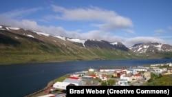 Islanda, vedere spre Suthureyi. Foto: Brad Weber