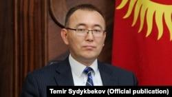 Толкунбек Абдыгулов.