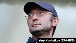 Suleiman Kerimov's fortune was most recently estimated at $6.3 billion by Forbes magazine.