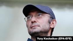 Российский бизнесмен и член Совета Федерации России Сулейман Керимов.