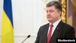 Петро Порошенко (фото ©Shutterstock)