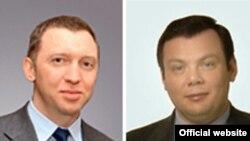 Олег Дерипаска (слева) и Михаил Фридман заверили общественность, что обязательно договорятся