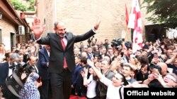 Премьер-министр Никол Пашинян встретился с представителями армянской общины Грузии