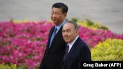 Назарбаевтың Қытайға сапары қалай басталды?