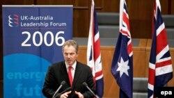 تونی بلر از برگزاری کنفرانس هولوکاست در جمهوری اسلامی به شدت انتقاد کرد.