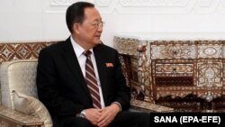 د شمالي کوریا د بهرنیو چارو وزیر ري سن ګوان