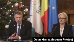 Cifrele consilierului economic al președintelui Iohannis pun la îndoială bugetul guvernului condus de Viorica Dăncilă.