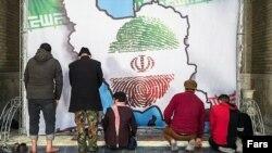 В день парламентских выборов в Иране. 21 февраля 2020 года.