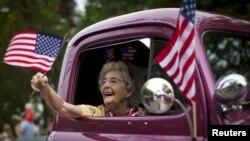 В США отпраздновали 239-ую годовщину независимости