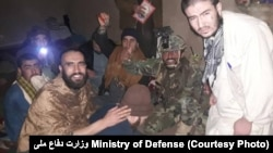 د هرات په ادرسکن کې د افغان ځواکونو عملیات چې په پایله کې یې ۳۴ تنه د طالبانو له زندانه خوشې کړل