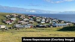 Naselje Voroncovo, jedno od najudaljenijih mesta u Rusiji.