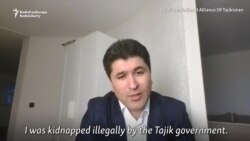 Tajik Opposition Activist: 'I Was Kidnapped In Moscow'